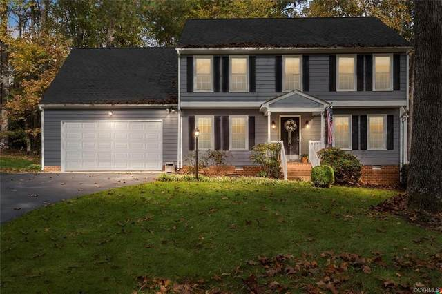 5807 Gates Mill Court, Chesterfield, VA 23112 (MLS #2100879) :: The RVA Group Realty