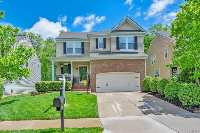 7331 Vicenzo Drive, Moseley, VA 23120 (MLS #2100882) :: Treehouse Realty VA