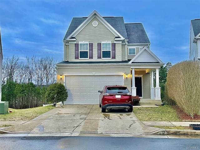 18368 Congressional Circle, Ruther Glen, VA 22546 (MLS #2100889) :: Village Concepts Realty Group