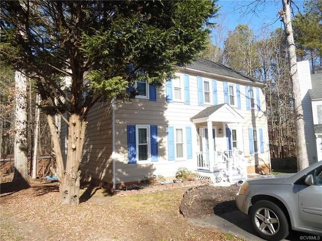 2802 Sagecreek Court, Chesterfield, VA 23112 (MLS #2100893) :: Treehouse Realty VA