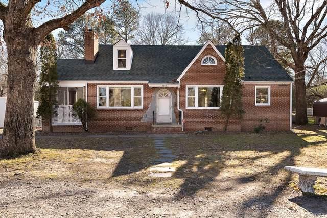 5313 River Road, South Chesterfield, VA 23803 (MLS #2100900) :: Small & Associates