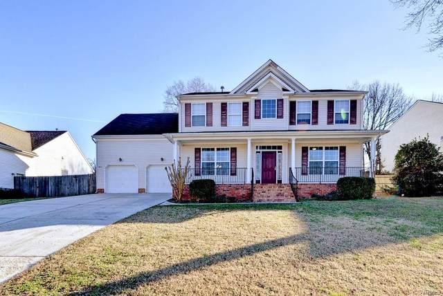 8852 Fenwick Hills, Toano, VA 23168 (MLS #2100915) :: Treehouse Realty VA