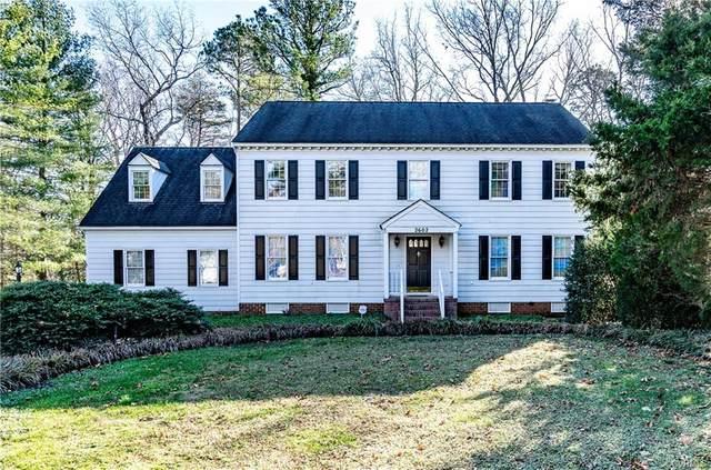 2602 Northwind Court, Henrico, VA 23233 (MLS #2100924) :: Treehouse Realty VA