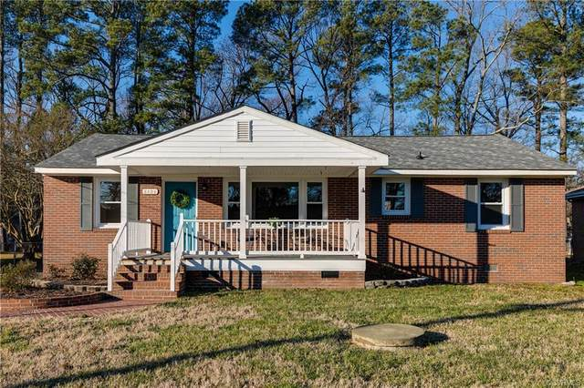 8404 Hood Drive, Richmond, VA 23227 (MLS #2100929) :: Treehouse Realty VA