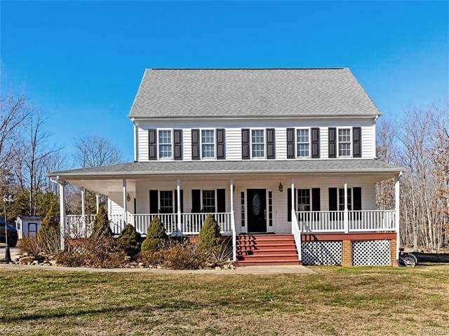3930 Fourcee Farms Lane, Columbia, VA 23038 (MLS #2100930) :: Treehouse Realty VA