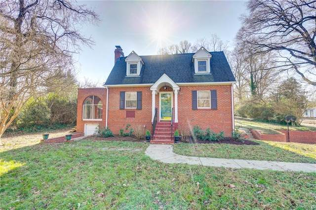2409 Chester Hill Circle, North Chesterfield, VA 23234 (MLS #2100946) :: The Redux Group