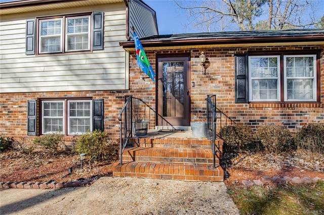 730 Wadsworth Drive, Chesterfield, VA 23236 (MLS #2100962) :: The RVA Group Realty