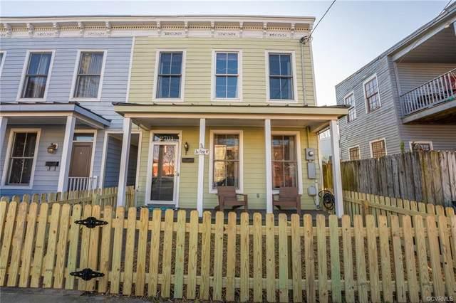 2701 M Street, Richmond, VA 23223 (MLS #2100964) :: The RVA Group Realty