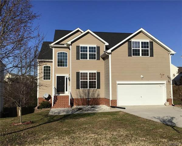 3006 Stockleigh Lane, Chester, VA 23831 (MLS #2100973) :: Blake and Ali Poore Team