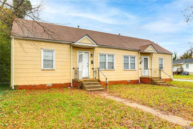 3216 3rd Avenue, Richmond, VA 23222 (MLS #2100976) :: Village Concepts Realty Group