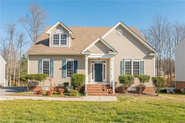4401 Tosh Lane, Chesterfield, VA 23831 (MLS #2101014) :: The RVA Group Realty