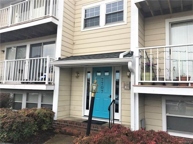 7707 Odonnell Court #2104, Henrico, VA 23228 (MLS #2101027) :: Village Concepts Realty Group