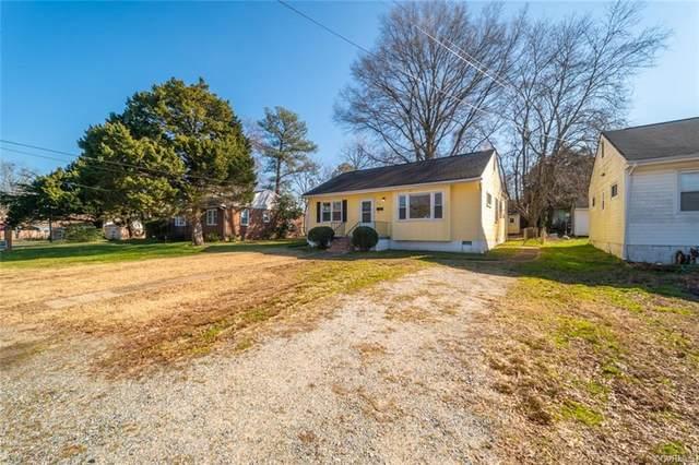 231 N Ivy Avenue, Highland Springs, VA 23075 (MLS #2101041) :: Treehouse Realty VA
