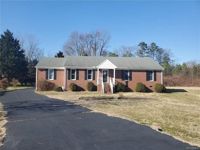 7449 Plum Rose Court, Mechanicsville, VA 23111 (MLS #2101057) :: Treehouse Realty VA