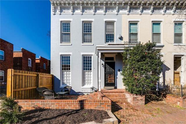 106 N Morris Street, Richmond, VA 23220 (MLS #2101100) :: Treehouse Realty VA