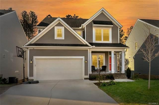 18013 Twin Falls Lane, Moseley, VA 23120 (MLS #2101105) :: Small & Associates