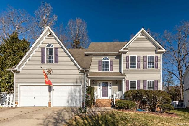 13154 Hampton Meadows Place, Chesterfield, VA 23832 (MLS #2101106) :: The RVA Group Realty