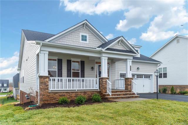 12287 North Crossing Drive, Goochland, VA 23103 (MLS #2101126) :: EXIT First Realty