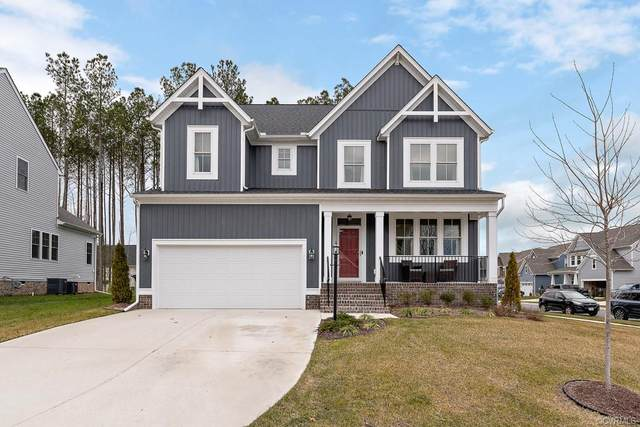 6500 White Rock Terrace, Moseley, VA 23120 (MLS #2101182) :: Village Concepts Realty Group