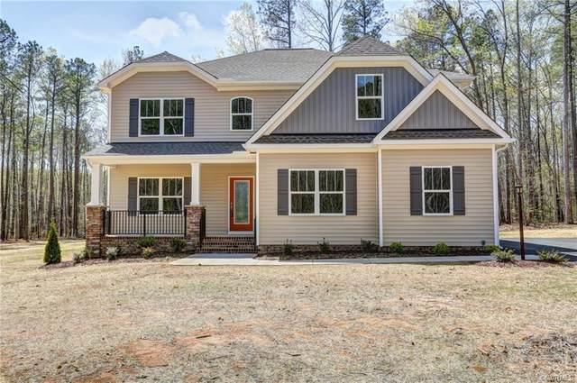 11419 Colwick Trace, Mechanicsville, VA 23116 (MLS #2101216) :: Treehouse Realty VA