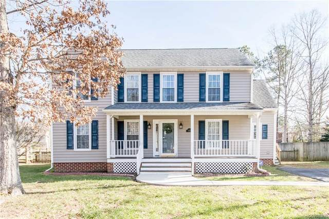 11033 Forest Trace Way, Glen Allen, VA 23059 (MLS #2101227) :: The Redux Group