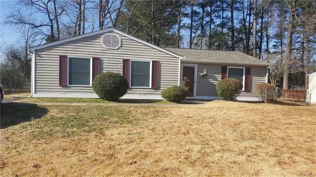 2816 Remington Road, Henrico, VA 23231 (MLS #2101228) :: Treehouse Realty VA