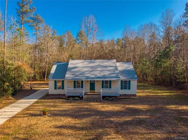 2239 Mantapike Landing Road, Stevensville, VA 23161 (MLS #2101246) :: Treehouse Realty VA