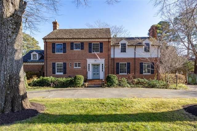 409 Harlan Circle, Richmond, VA 23226 (MLS #2101250) :: Small & Associates