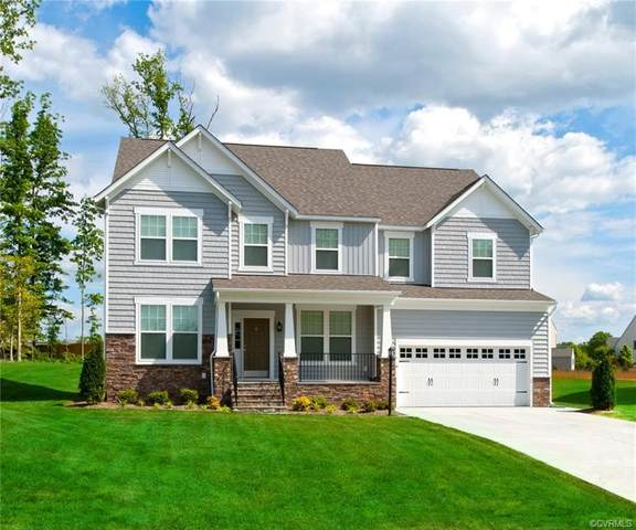 9712 Honeybee Drive, Mechanicsville, VA 23116 (MLS #2101262) :: Village Concepts Realty Group