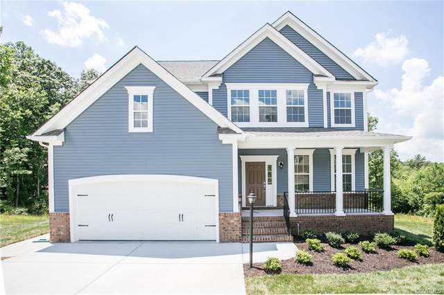 9749 Honeybee Drive, Mechanicsville, VA 23116 (MLS #2101264) :: Village Concepts Realty Group