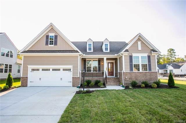 9753 Honeybee Drive, Mechanicsville, VA 23116 (MLS #2101265) :: Village Concepts Realty Group