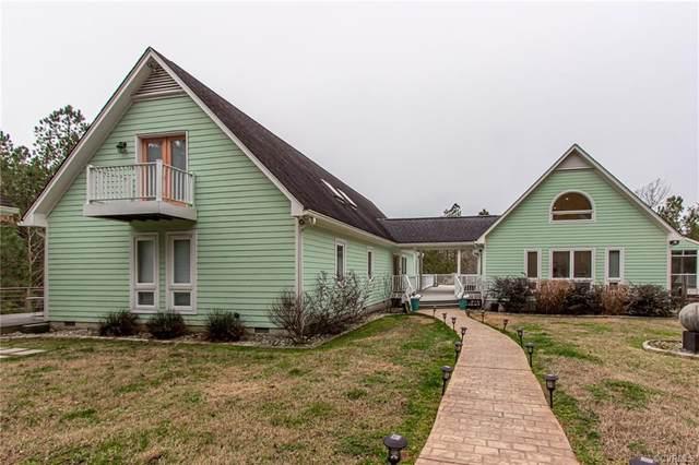 20301 Holly Pines Lane, Barhamsville, VA 23011 (MLS #2101268) :: Treehouse Realty VA