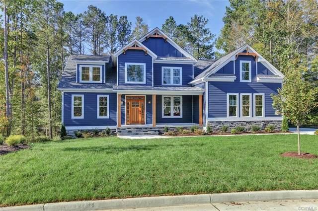 3708 Mill Mount Terrace, Powhatan, VA 23139 (MLS #2101272) :: Small & Associates