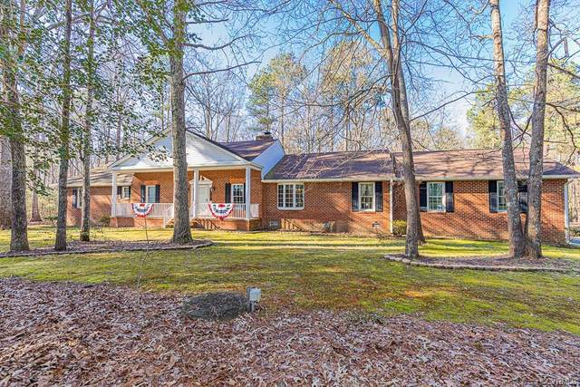 2401 Powderhorn Drive, Henrico, VA 23231 (MLS #2101302) :: The Redux Group