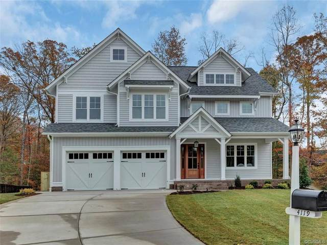3600 Waverton Drive, Midlothian, VA 23112 (MLS #2101306) :: Treehouse Realty VA