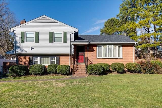 2214 Milbank Road, Henrico, VA 23229 (MLS #2101326) :: Small & Associates