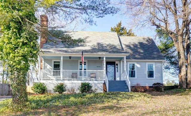 8335 Old Cavalry Drive, Mechanicsville, VA 23111 (MLS #2101338) :: The Redux Group