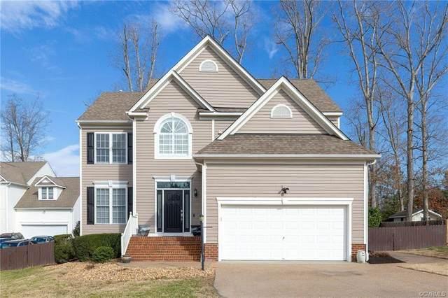 9342 Springmount Terrace, Chesterfield, VA 23832 (MLS #2101340) :: Treehouse Realty VA