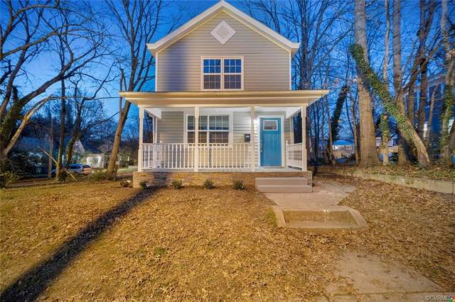 504 Arnold Avenue, Richmond, VA 23222 (MLS #2101364) :: EXIT First Realty