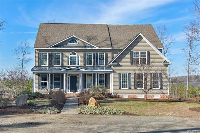 5054 Shannon Hill Road, Kents Store, VA 23084 (MLS #2101365) :: Treehouse Realty VA