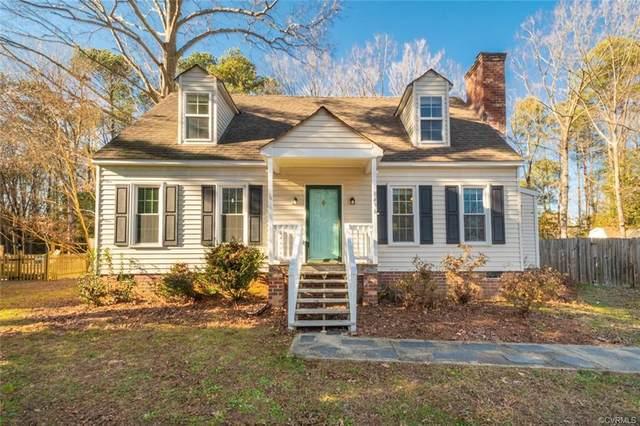 8436 Leveret Lane, Chesterfield, VA 23235 (MLS #2101383) :: Small & Associates