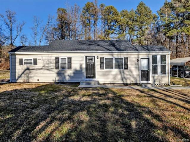 19501 Woodpecker Road, Chesterfield, VA 23803 (MLS #2101395) :: EXIT First Realty