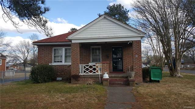 73 Grayson Street, Petersburg, VA 23803 (MLS #2101396) :: EXIT First Realty