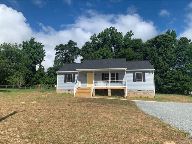 8 Eubanks Road, Dunnsville, VA 22454 (MLS #2101402) :: Treehouse Realty VA