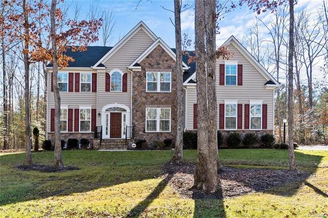 8301 Aldera Lane, Chesterfield, VA 23838 (MLS #2101420) :: Treehouse Realty VA