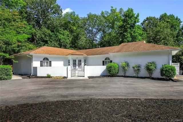 14409 Fox Knoll, South Chesterfield, VA 23834 (MLS #2101421) :: Treehouse Realty VA