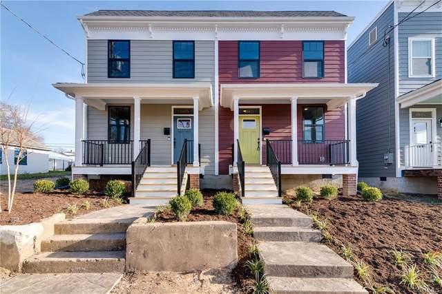 1603 N 22nd Street, Richmond, VA 23223 (MLS #2101424) :: Treehouse Realty VA