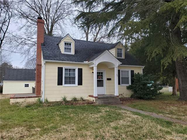 24 S Daisy Avenue, Highland Springs, VA 23075 (MLS #2101438) :: EXIT First Realty