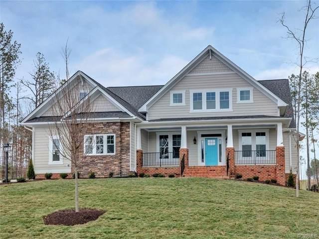 3721 Mill Mount Terrace, Powhatan, VA 23139 (MLS #2101443) :: Small & Associates