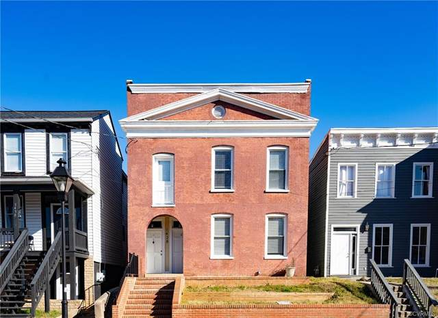 1428 W Clay Street, Richmond, VA 23220 (MLS #2101466) :: Treehouse Realty VA